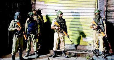 بحران در کشمیر