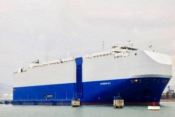 حمله به یک کشتی اسرائیلی در سواحل عمان