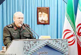 ملت ایران توطئه آمریکا را بیپاسخ نمیگذارد