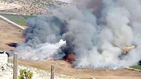 تبادل شدید آتش در مرزهای لبنان و رژیم صهیونیستی