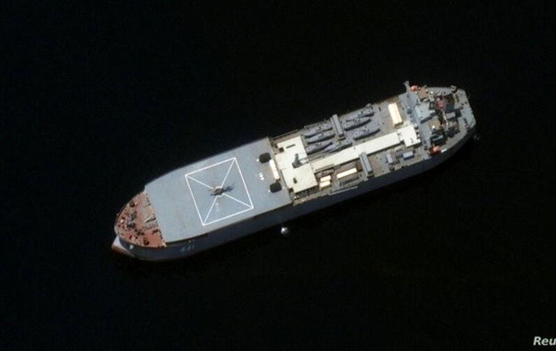 تغییر مسیر ۲ ناو ایرانی در اقیانوس اطلس