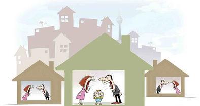 قرنطینه و آسیبهای خانوادگی مترتب بر آن