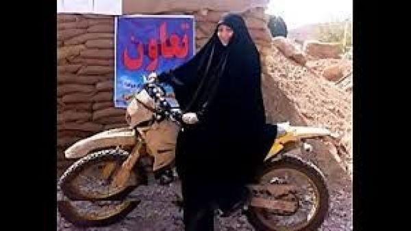 صدور «گواهینامه موتورسیکلت برای زنان» مغایر قانون نیست