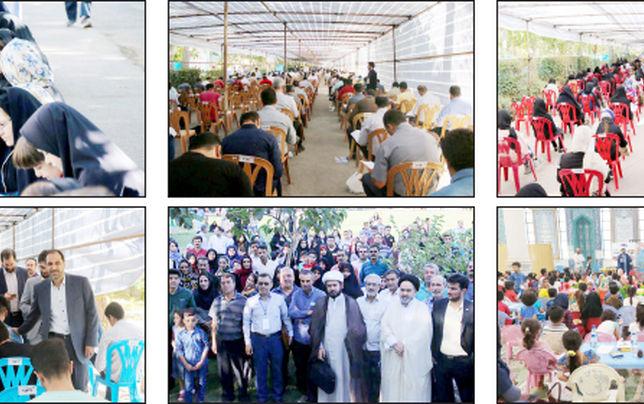 برگزاری سی و یکمین دوره مسابقات قرآن و معارف شرکت فولاد مبارکه