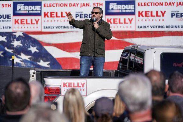 سناتورهای جمهوریخواه پیروزی بایدن را به چالش میکشند