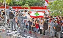 ادامه اعتراضهای لبنان در پی نامزدی سمیر الخطیب