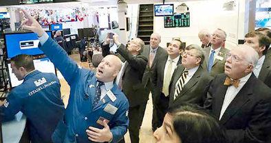 تلاطم بازارهای مالی  در پی اقدام موشکی ایران