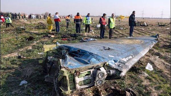 ایران اطلاعات جعبههای سیاه هواپیمای اوکراینی را منتشر کند