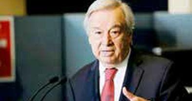 درخواست گوترش برای تشکیل فوری دولت لبنان