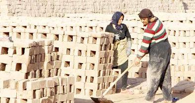 کارگران کورهپزخانهها زیر شلاق خشونت پنهانی به نام فقر