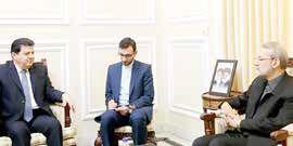 حمایت ایران از حفظ تمامیت ارضی سوریه