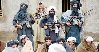 کابل در محاصره طالبان