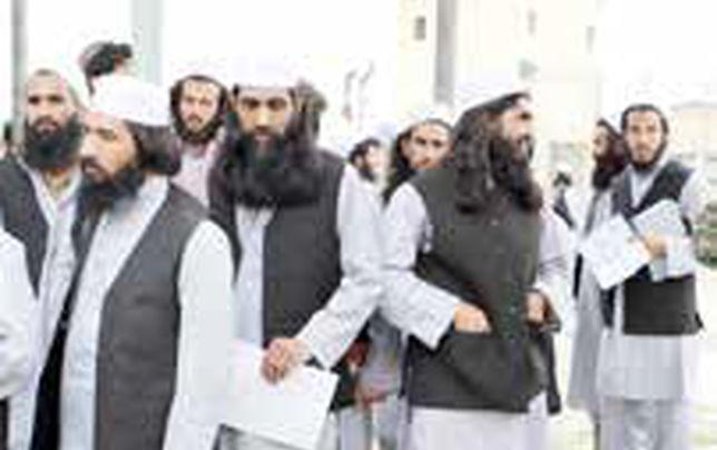 آغاز روند آزادسازی زندانیان خطرناک طالبان