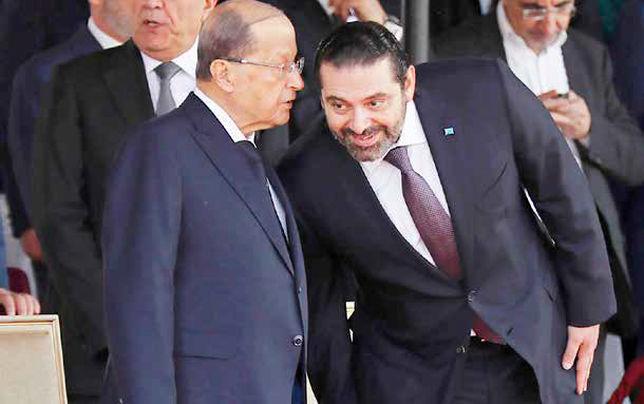 جنگ توازن در بیروت