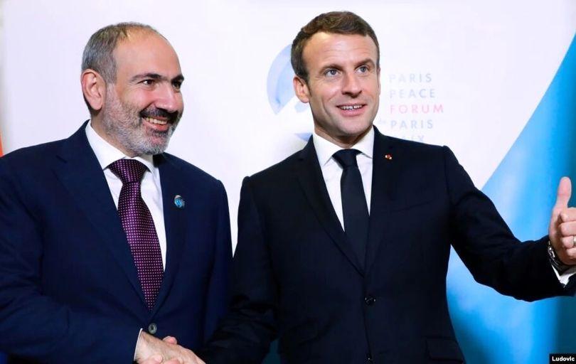 پاریس: از ارمنستان در برابر تجاوز آذربایجان حمایت میکنیم