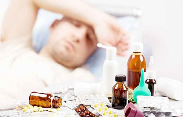 طغیان بیماری و روزهای سخت بیماران