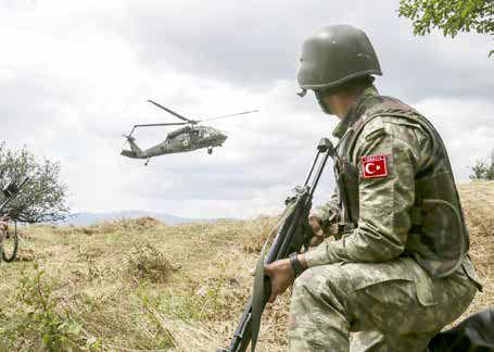 آنکارا مذاکره با  پ.ک.ک را جایگزین خشونت کند