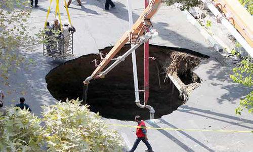 پایتخت، روی لبه بحران