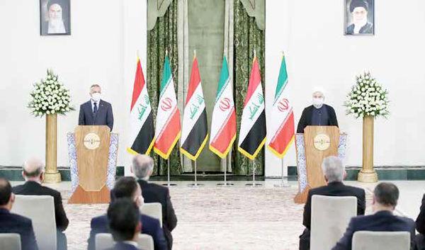اجازه نمیدهیم ایران از خاک عراق تهدید شود