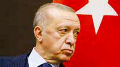 اردوغان از اخراج 10 دیپلمات خارجی عقب نشست
