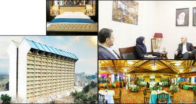 هتل لاله ویترین تهران است