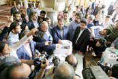 اولین تجربه  انتخابات مکانیزه سراسری
