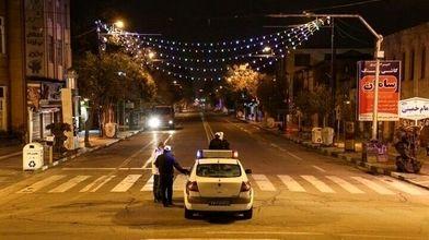 درخواست رسمی پلیس برای لغو محدودیت تردد شبانه