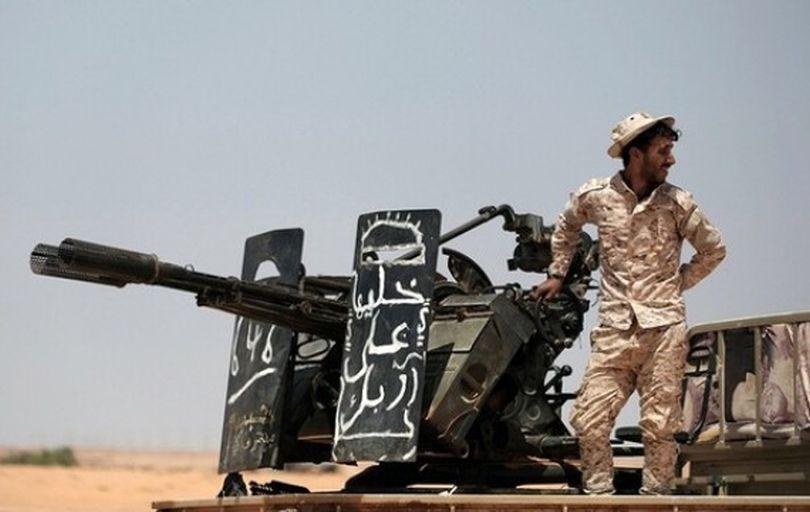استقرار ناظران غیرنظامی بینالمللی در لیبی