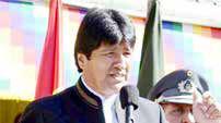 رئیسجمهوری بولیوی از قدرت کنارهگیری کرد