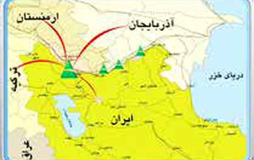 ایران با دیپلماسی اقتصادی خط آهن آذربایجان - ارمنستان را احیا کند