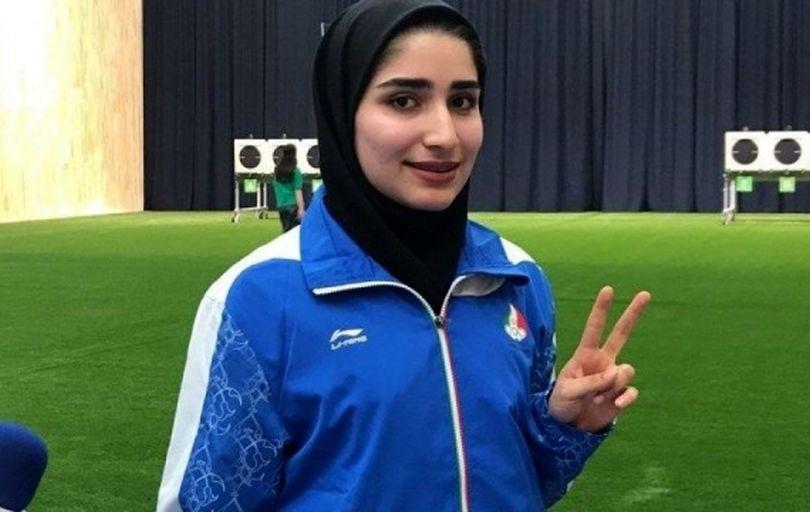 آرزوی موفقیت رستمیان برای کاروان ایران