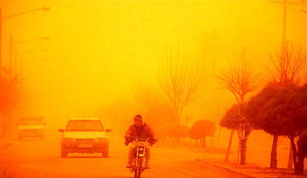ایران کانون گرد و غبار منطقه شد