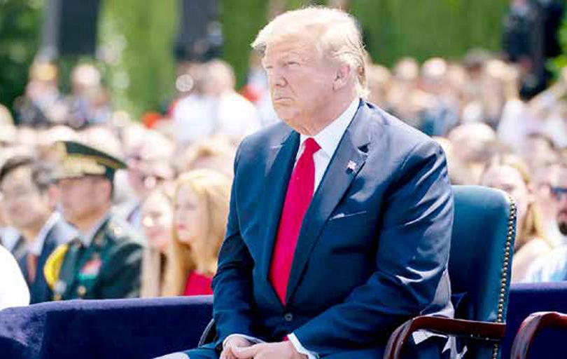 فشار ترامپ بر WHO برای اعمال محدودیت بر چین