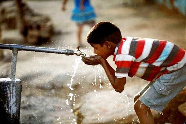 آب به نخستین روستای غیزانیه رسید