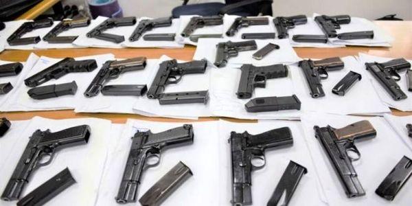 برخورد قاطع با کانالهای خرید و فروش سلاح