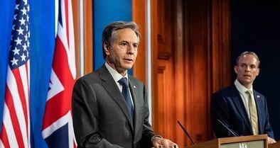 بلینکن: به دنبال تشدید تنش با روسیه یا مهار چین نیستیم