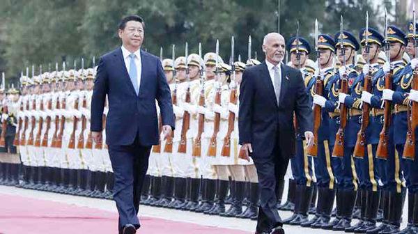 پکن در دو راهی کابل و طالبان
