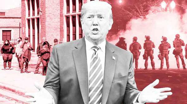 ترامپ و پارادایمِ آشوب