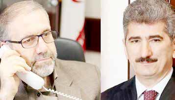 با برهم زنندگان روابط ایران و ترکیه مماشات نمیکنیم