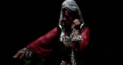 زعفران طلایی برای مستند «خرامان»