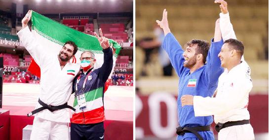 عملکرد خیرهکننده جودوکاران در پارالمپیک