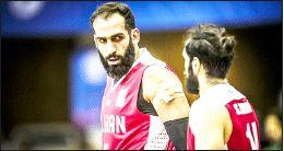 بازی با شخصیت بهترین بسکتبالیست ایران!