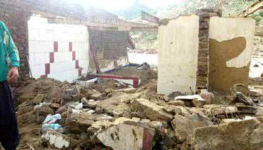 خسارت هنگفت و گسترده سیل بر تمامی بخشها