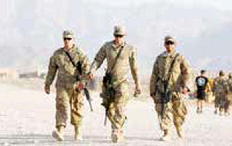 ایجاد مناطق امن پس از خروج نیروهای خارجی از افغانستان