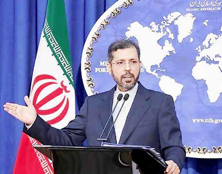ایران با گروههای مختلف افغان در ارتباط است