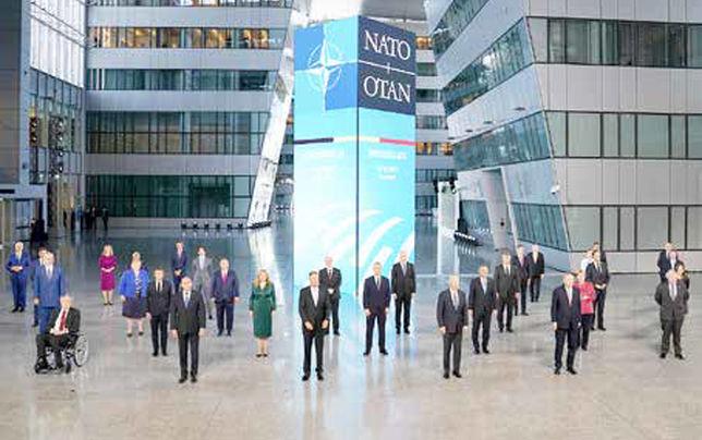 بروکسل، کانون هشدار به چین و روسیه