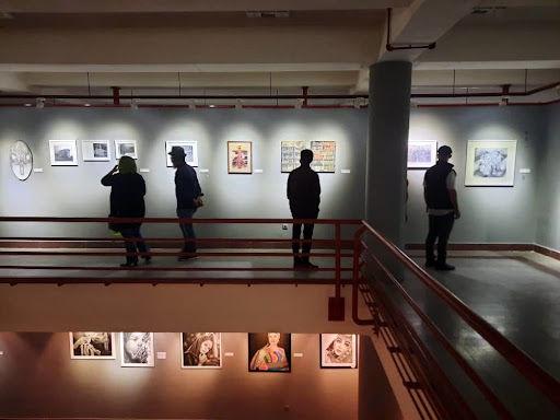 دومین سالانه هنرهای تجسمی ساتین افتتاح شد
