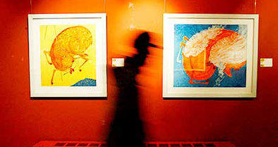 مسیرهای مغشوش هنرمندی