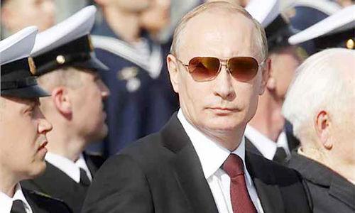 ولادیمیر و فرصت قدرتنمایی روسی