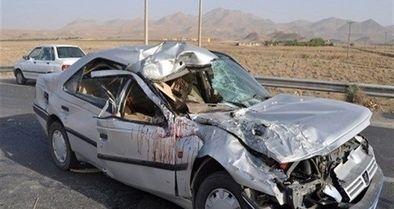 مرگ در اثر تصادفات ۱۱ درصد افزایش یافت